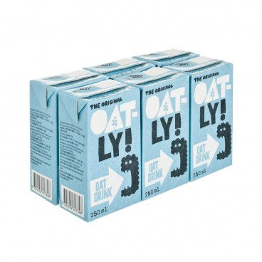 OATLY - Oat Drink enriched - 250MLX6