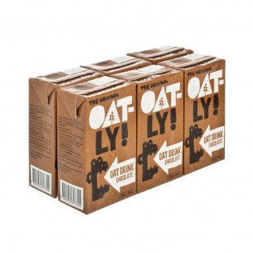 OATLY - Oat Drink chocolate - 250MLX6