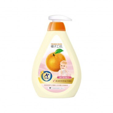 ORANGE HOUSE - Feeding Bottle Cleanser - 500ML