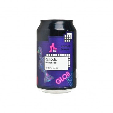 CARBON BREWS G l o b session Ipa 330ML