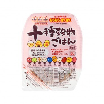 ECHIGOSEIKA Instant Rice 10 Kinds Of Cereal Rice 150G