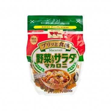 NISSIN Macaroni vegetable Salad 150G