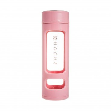 HO CHA - Bottle pink - PC