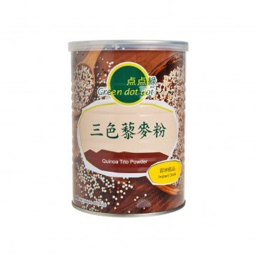 GREEN DOT DOT Quinoa Trio Powder 400G