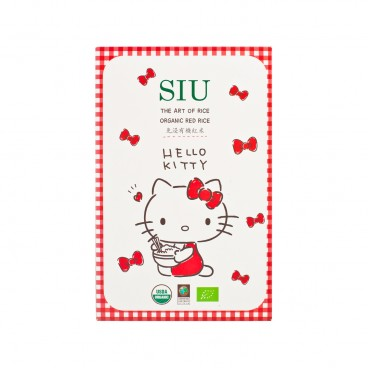 SIU Siu X Hello Kitty Semi Milled Organic Jasmine Red Rice 900G