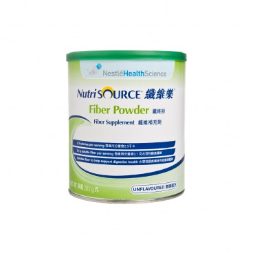 NESTLE Nutrisource Fiber Powder 205G