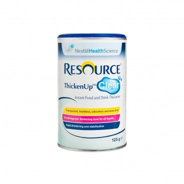 NESTLE Resource Thinkenup Clear 125G