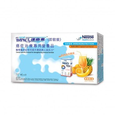 NESTLE - Oral Impact™ Rtd Tropical - 237MLX3