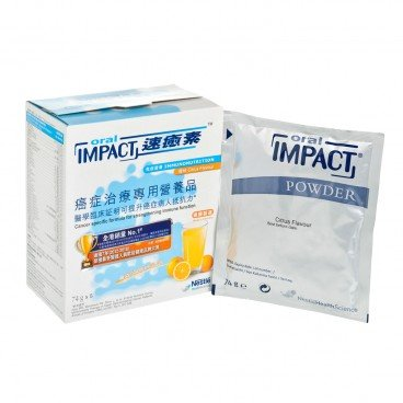 NESTLE Oral Impact™ Powder Citrus 74G X 5