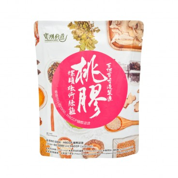 TREASURE LAKE GREENFOOD KITCHEN - Pork Soup With Peach Resin Conch Meat And Silky Fowl - 500G