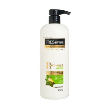 TRESEMME - Botanique Detox Restore Conditioner - 750ML