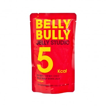 BELLY BULLY Jelly Orange 150G