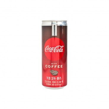 COCA-COLA Coffee Coke 250ML