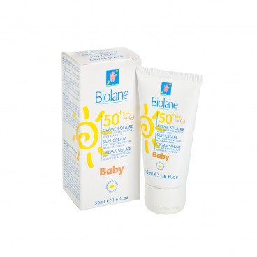 BIOLANE - Sun Cream Very High Protection Spf 50 - 50ML