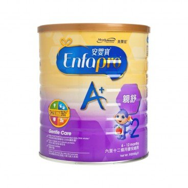 MEADJOHNSON Enfapro A 2 Gentle Care Milk Powder 900G