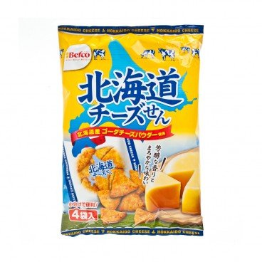 BEFCO Rice Cracker cheeseflavour 72G