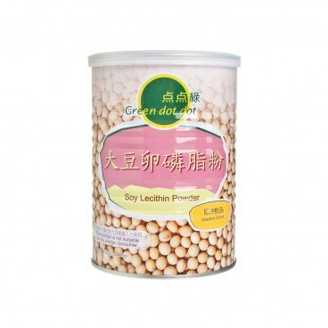 GREEN DOT DOT Soy Lecithin Powder 400G