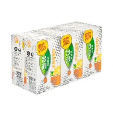 VITA No Sugar Tea ceylon Lemon Tea 250MLX6