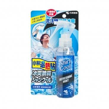 KOBAYASHI Shirt Cool Strong Mint Spray 100ML