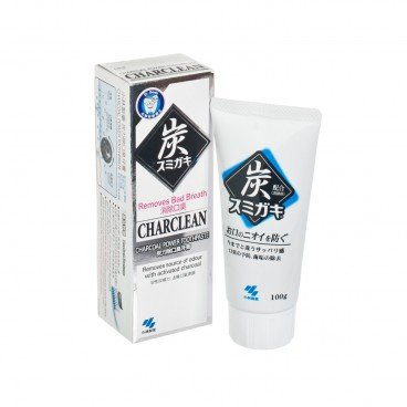 KOBAYASHI Charcoal Power Toopthpaste 100G