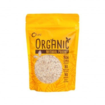 O'FARM Organic Tri color Quinoa Flakes 250G