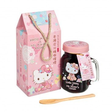 MS KWAN'S HOUSE Hello Kitty lemon With Old Tangerine Peel And Rock Sugar Pink 650G
