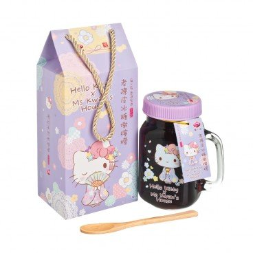 MS KWAN'S HOUSE Hello Kitty lemon With Old Tangerine Peel And Rock Sugar Purple 650G