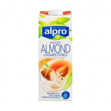ALPRO - Almond Drink Unsweetened - 1L