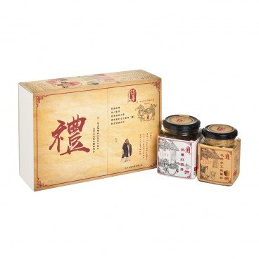 THREEJIANG - Dry Ginger Tea With Red Dates Ginger Powder - 380G+100G