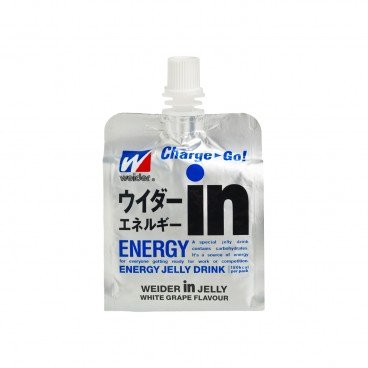 WEIDER IN JELLY - Jelly energy In - 180G