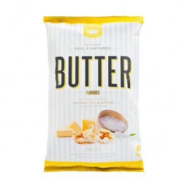 MOVIETIME Butter Flavoured Popcorn 100G