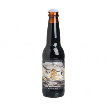 YOUNG MASTER Hak Mo Sheung con Ancho Y Panca Imperial Stout 2019 330ML