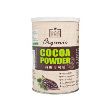 DR. DIARY Organic Cocoa Powder No Added Sugar 300G