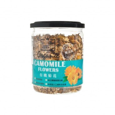 DR. DIARY Organic Camomile Flowers 30G