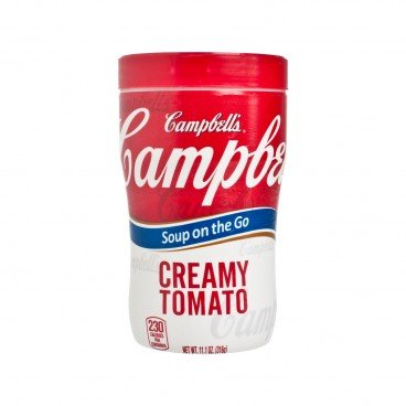 CAMPBELL'S Soup On The Go creamy Tomato 11.1 OZ