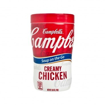CAMPBELL'S Soup On The Go creamy Chicken 10.9OZ