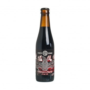 MOONZEN - The Revenge Of Zhong Kui imperial Stout - 330ML