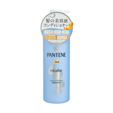 PANTENE - Micellar Pure Cleanse Treatment - 500G