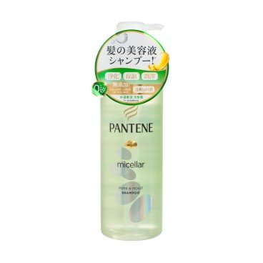 PANTENE - Micellar Pure Moist Shampoo - 500ML