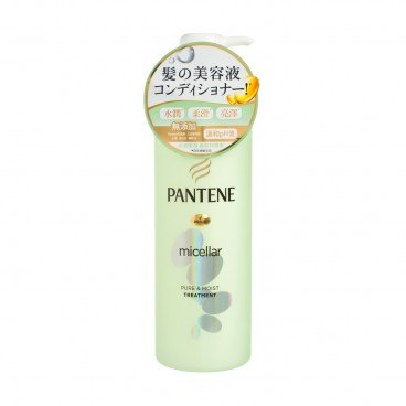 PANTENE - Micellar Pure Moist Treatment - 500G