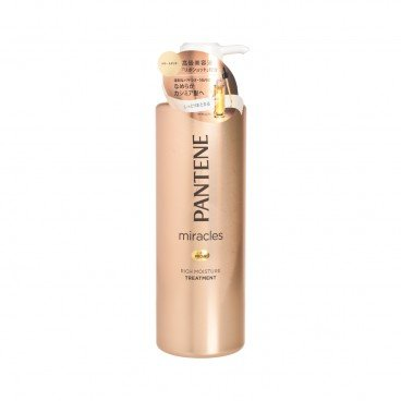 PANTENE - Miracles Rich Moisture Treatment - 500G