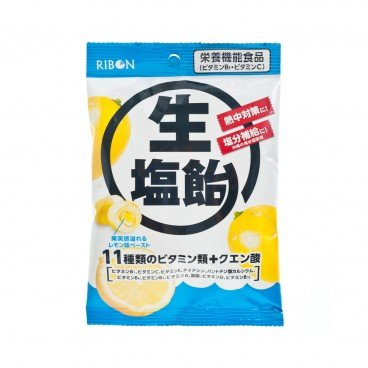 RIBON - Salted Lemon Candy - 65G