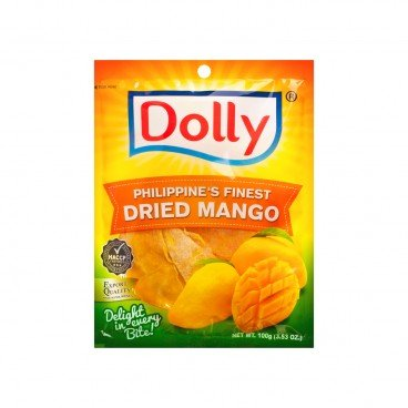 DOLLY Dried Mangoes 100G