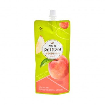CJ Petitzel Water Jelly Plus peach Flavor 170ML