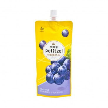 CJ Petitzel Water Jelly Plus grape Flavor 170ML