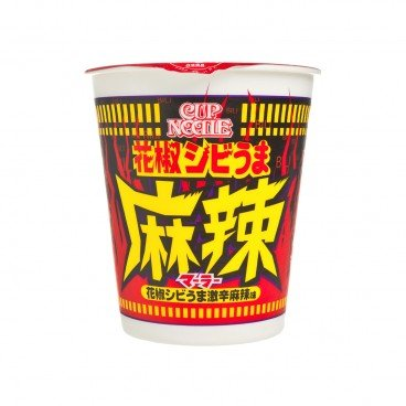 NISSIN Cup Noodle big Size Super Spicy 102G