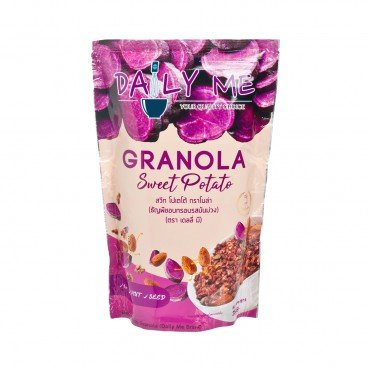DAILY ME - Granola sweet Potato - 250G
