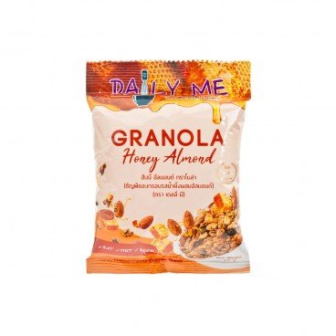 DAILY ME Granola honey Almond 35G