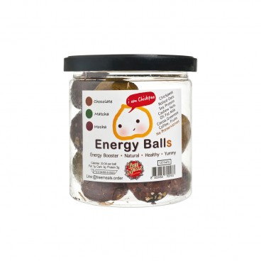 TREE MEALS Energy Ball mixed 200G