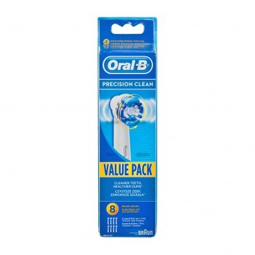 ORAL B - Eb 20 8 Brush Set - 8'S